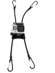 Action Camera Chain Link Fence Mount