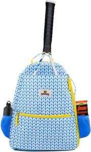 Thorza Tennis Backpack for Women