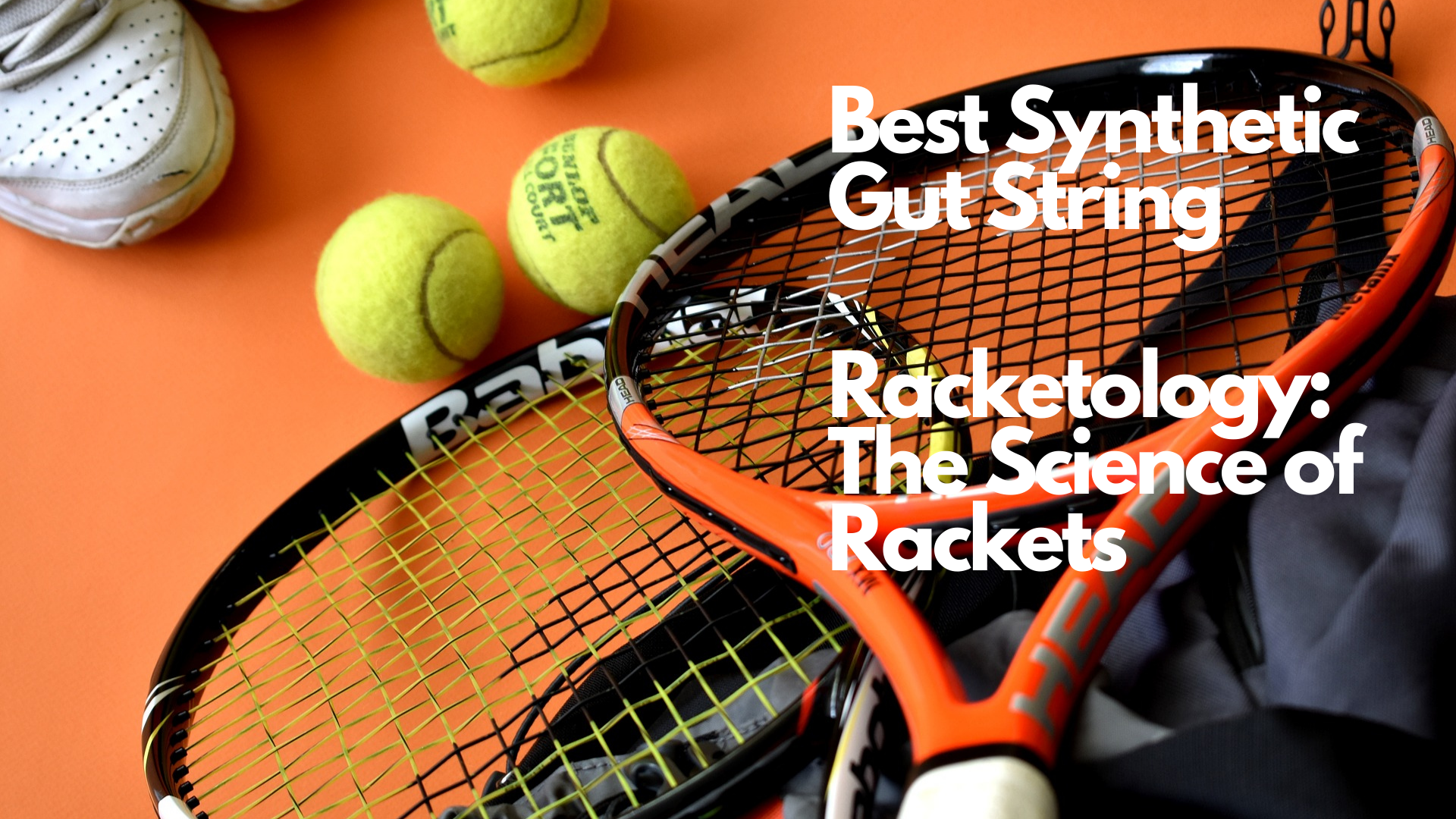 best synthetic gut string